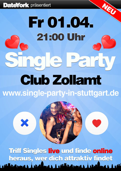 Zollamt stuttgart single party